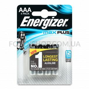 Батарейки Energizer Max plus AAA
