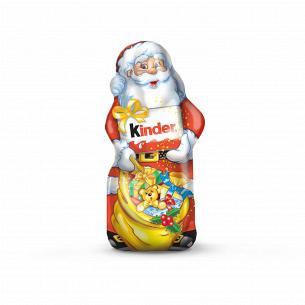 Шоколадный дед Мороз Kinder