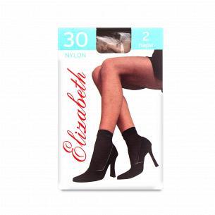 Шкарпетки Elizabeth nylon BEIGE