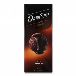 Коктейль молочный Даниссимо Трюфель 2,2%
