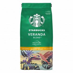 Кофе молотый Starbucks...