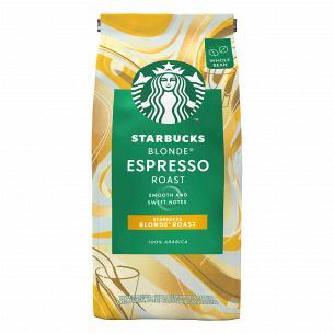 Кофе в зернах Starbucks...