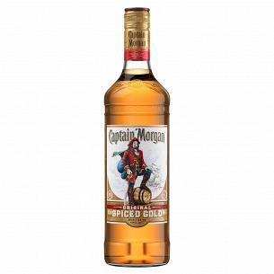 Ром Captain Morgan Spiced Gold
