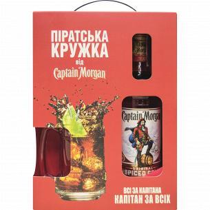 Ром Captain Morgan Gold +...
