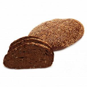 Хліб Fozzy житньо-пшеничний мультизерновий подовий