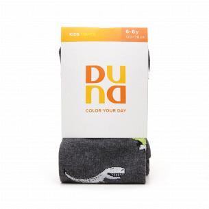 Колготки дитячі Duna 4417 темно-сірі р.110-116