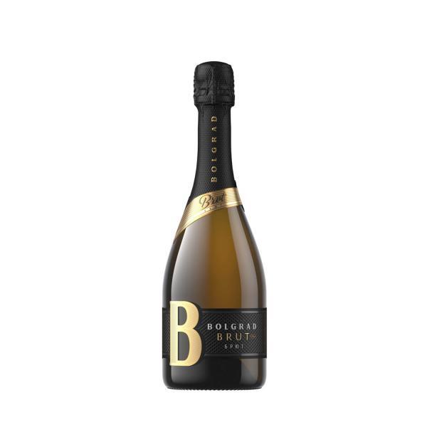 Шампанское Bolgrad белое брют