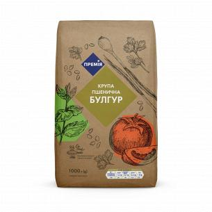 Крупа Премія булгур пшенична паперовий пакет