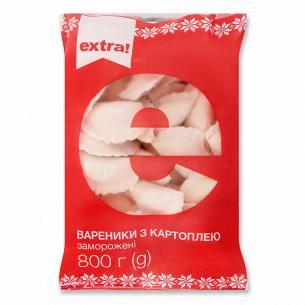 Вареники Extra! з картоплею