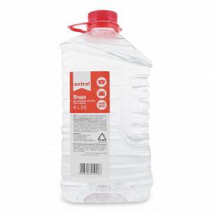 Вода дистильована Extra!...