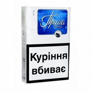 Сигареты Прима Люкс №6