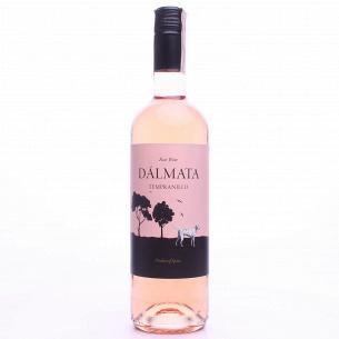 Вино Dalmata Tempranillo Rose