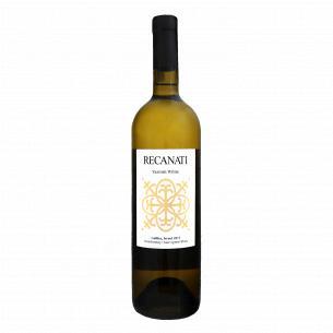 Вино Recanati Yasmin White...