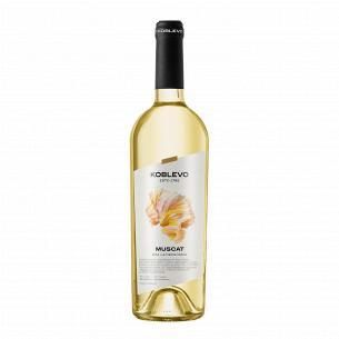 Вино Коблево Мускат біле...