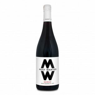 Вино Most Wanted Aussie Shiraz