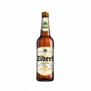 "Пиво Zibert ""Світле"" світле"
