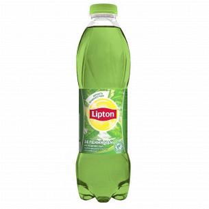 Холодний зелений чай Lipton...