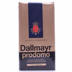 Кава мелена Dallmayr Prodomo