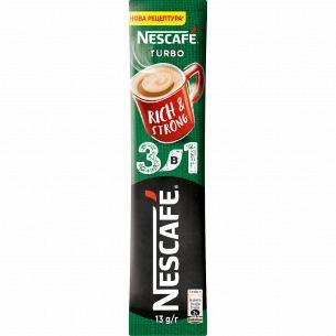 Напій кавовий Nescafe Turbo...