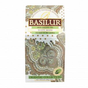 Чай зелений Basilur Білий...