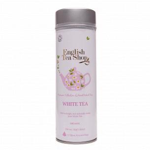 Чай білий English Tea Shop...