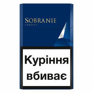 Сигарети Sobranie Blue