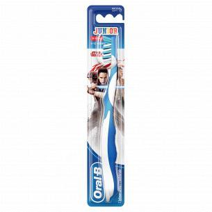 Щетка зубная Oral-B Junior мягкая для детей 6-12