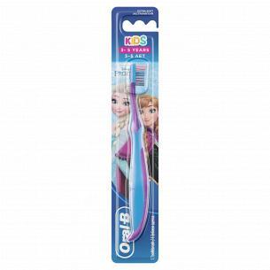 Щетка зубная Oral-B Kids мягкая для детей 3-5