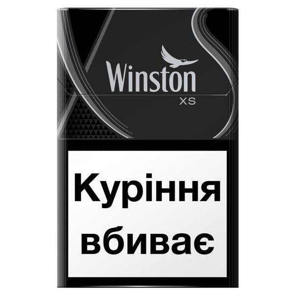 сигареты winston silver купить
