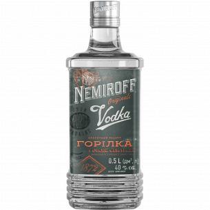 Водка Nemiroff Особая штоф