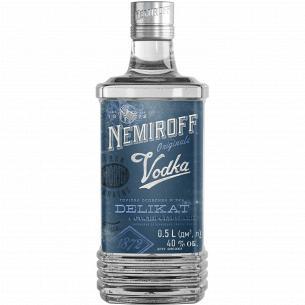 Водка Nemiroff Delikat мягкая