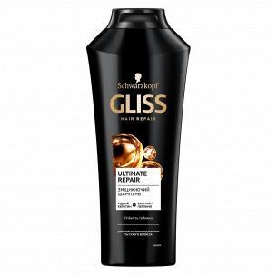 Зміцнюючий шампунь GLISS...