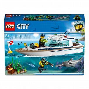 Конструктор Lego City 60221...