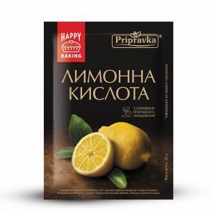 Кислота Приправка лимонна