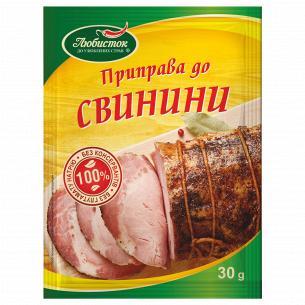 Приправа Любисток до свинини