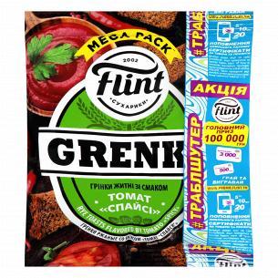 Гренки Flint ржаные со...