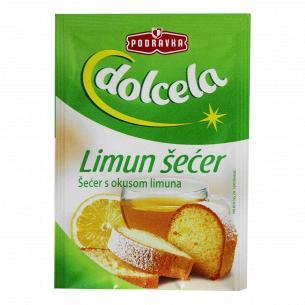 Цукор лимонний Dolcela