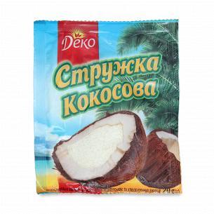 Стружка кокосова Деко