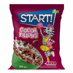 Подушечки Start з какао...