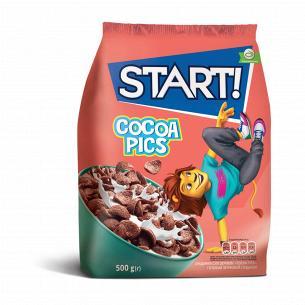 Сніданок зерновий Start...