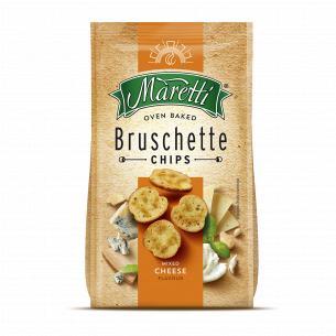 Брускеты Maretti смесь сыров