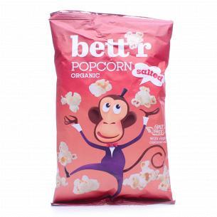 Попкорн Bett`r с морской солью