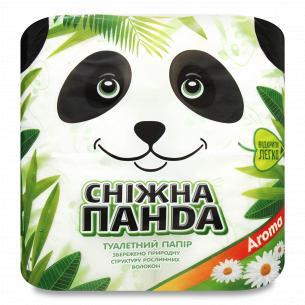 Бумага туалетная Сніжна панда Арома