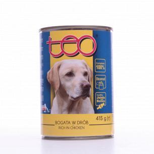 Корм для собак Teo с...