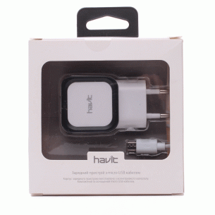 Набір Havit USB charger...