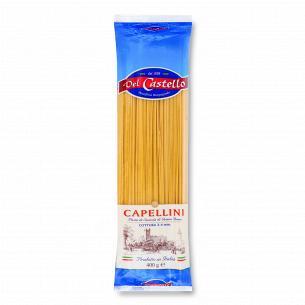 Вироби макаронні Del Castello Капеліні
