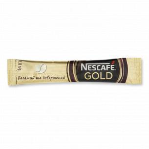 Кава розчинна Nescafe натуральна сублімована