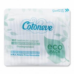 Палички ватні Cotoneve Eco Pack