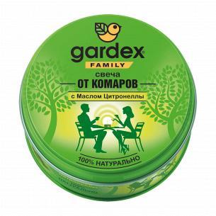 Свічка від комарів Gardex...