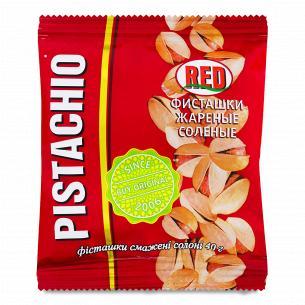 Фісташки Red Pistachio добірні смажені солоні